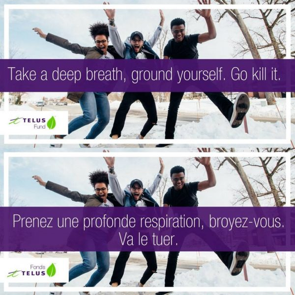 Telus french ad campaign in quebec mayacom and sometimes balancing between the cost and the end result or bottom line is not easy in many cases such as very limited in house distribution it solutioingenieria Gallery